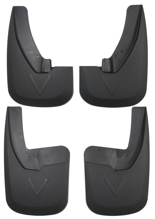 Mud Guards (with Fender Flares) RAM 1500 09-18