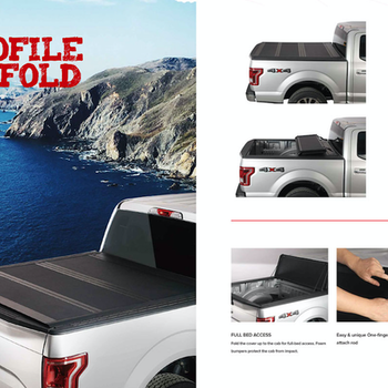 """Truck Bed Cover RAM 1500 5,7"""" Bed"""