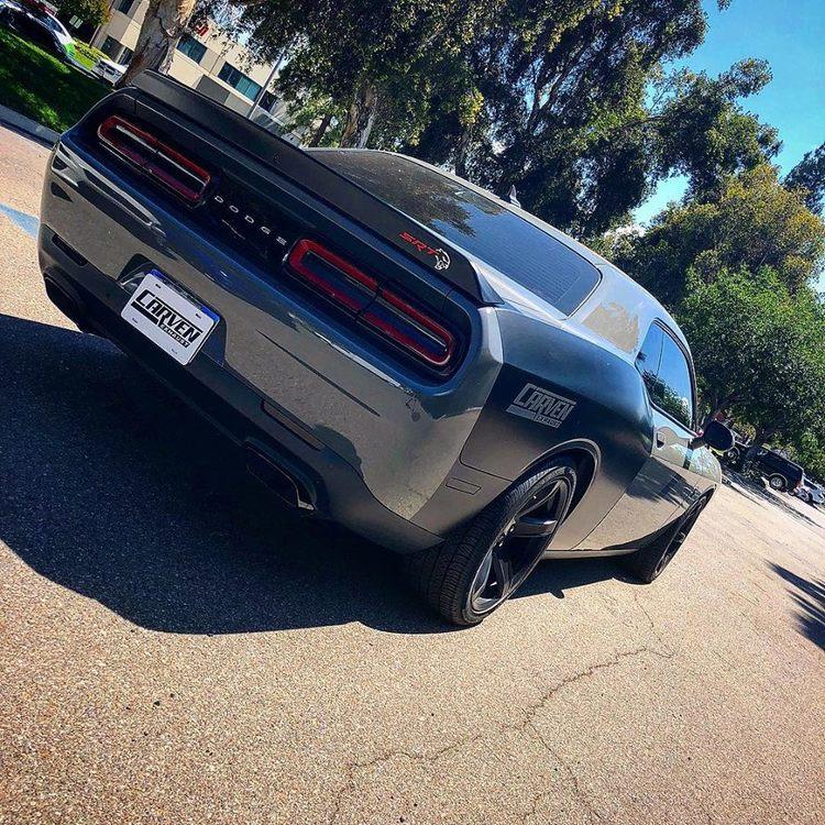 Dodge Challenger Mid muffler delete KIT