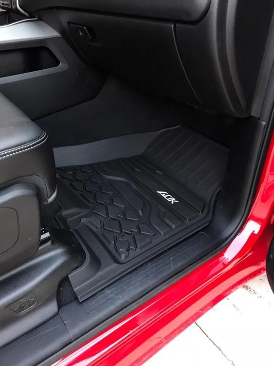 Floor Mats RAM 1500 2019-2020