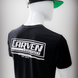 CARVEN EXHAUST OFFICIAL T-SHIRT