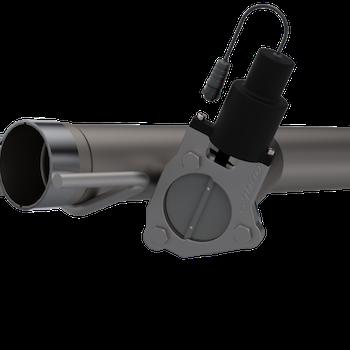 2009-2018 RAM 1500 Aggressor cutout pipe full KIT