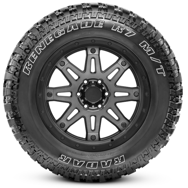 Radar Tires RENEGADE R7 M/T