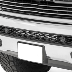 """2019+ RAM 1500 Direct fit 20"""" 200W Lower Grille KIT"""