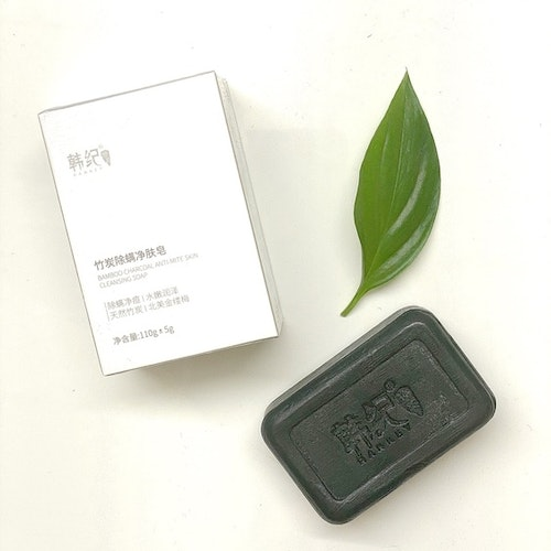 Bamboo Charcoal   (110 g)