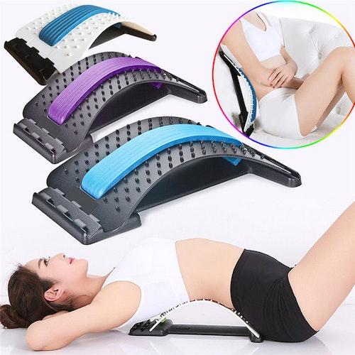 Relaxande ryggutsträckare