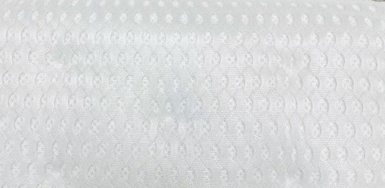 Badkarskudde i lyxigt 4D mesh.