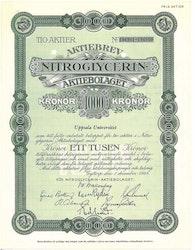 Nitroglycerin AB