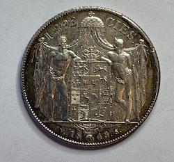 Christian VIII, 1 Speciedaler, 1848