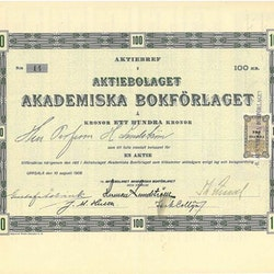 Akademiska Bokförlaget, AB