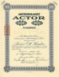 Actor AB