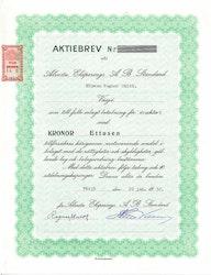 Alvesta Ekiperings AB Standard