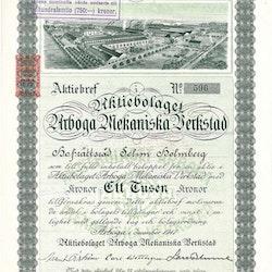 Arboga Mekaniska Verkstad, AB