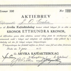 Arvika Kafé AB