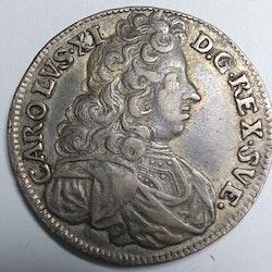 Karl XI, 1 Mark 1695