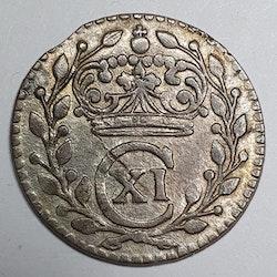 Karl XI, 1 öre 1667