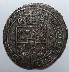 Gustav II Adolf, 1/2 Öre 1629, Säter