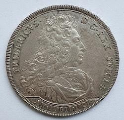 Fredrik I 1 Riksdaler 1721 Jubileum