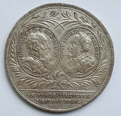 Fredrik I, 1 Riksdaler 1721 Jubileum