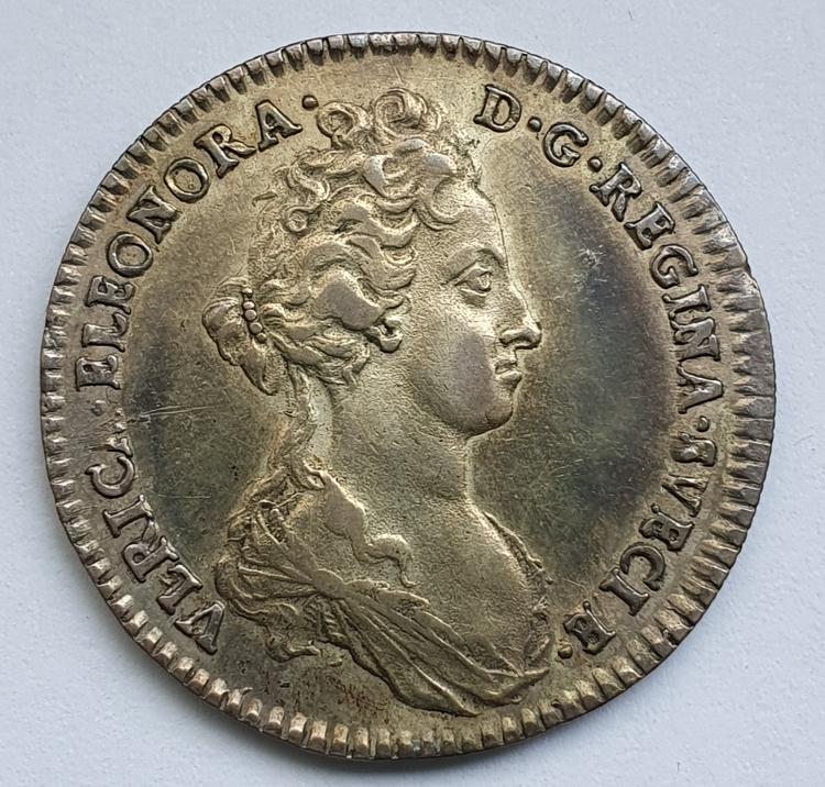 Ulrika Eleonora, 2 Mark, 1719