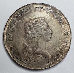 Gustav IV Adolf 1 Riksdaler 1794