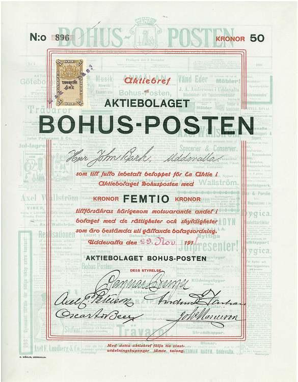 Bohus-Posten AB