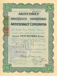 Constantia, AB