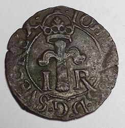 *Johan III, 1/2 Öre 1592