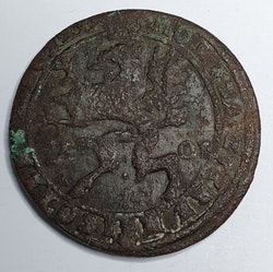 *Gustav II Adolf 1/2 Öre 1629, Nyköping