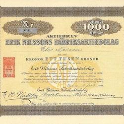 Erik Nilsson Fabriks AB