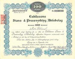 Eskilssons Stans & Pressverktyg AB