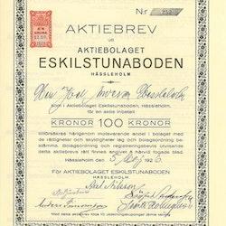 Eskilstunaboden, AB