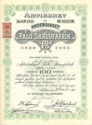 Falu Skruvfabrik AB