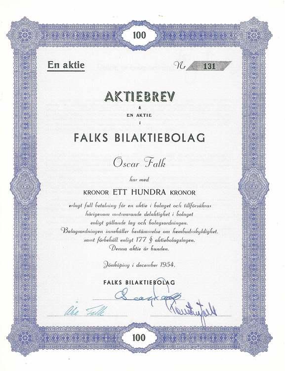 Falks Bil AB