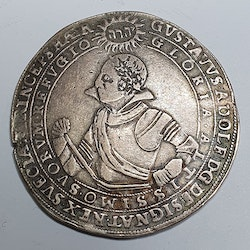 *Gustav II Adolf, 4 Mark 1614