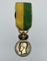 Kungliga Patriotiska Sällskapet Miniatyr