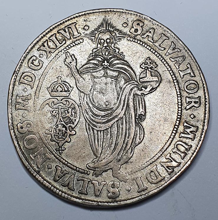 Kristina 1 Riksdaler 1646