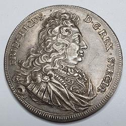 *Fredrik I, 1 Riksdaler 1726