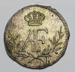 *Adolf Fredrik, 1 Öre, 1761