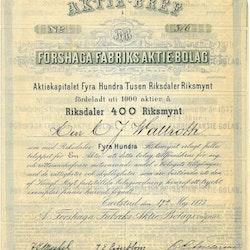 Forshaga Fabriks AB