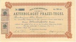 Frazzi-Tegel, AB