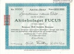 Fucus, AB