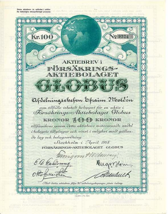 Försäkrings AB Globus