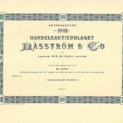 Handels AB Näsström & Co