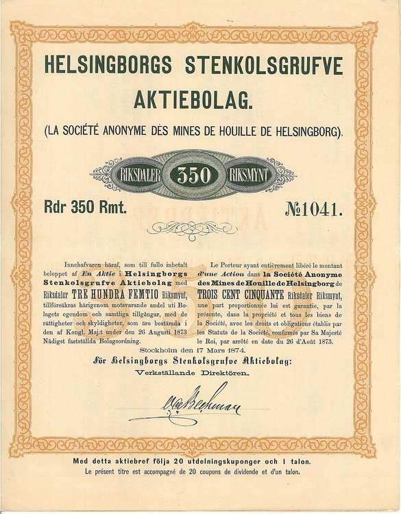 Helsingborgs Stenkolsgrufve AB