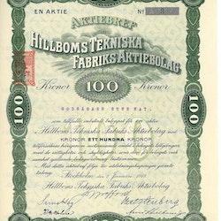 Hillboms Tekniska Fabriks AB