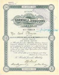 Horndals Jernverks, AB