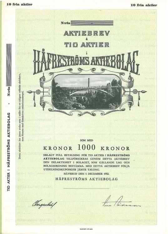 Håfreströms AB