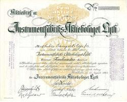 Instrumentfabriks AB Lyth