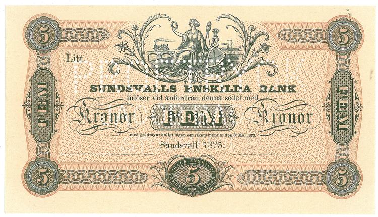 Sundsvall Enskilda Bank